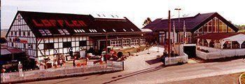 Umbau der Zentrale in Greiz
