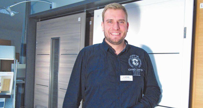 Produktmanager Thomas Kollosche